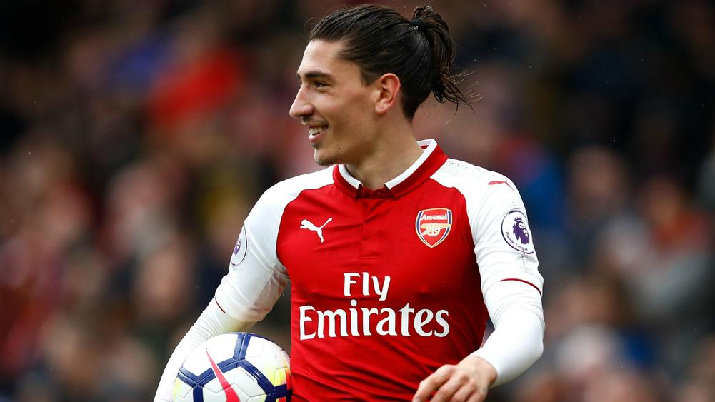 Hector Bellerin: 'I will be an Arsenal player next season'