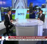 The XTRA: Carlos Ruiz On Harry Kane, Real Madrid And More
