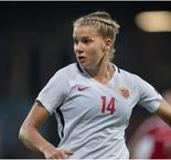 Hegerberg hoping for exciting World Cup to continue momentum in women's sport