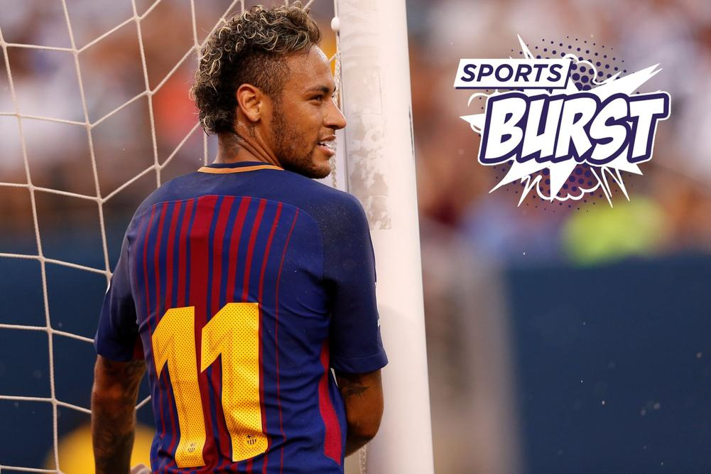 Neymar is back on the Barcelona agenda leaving Coutinho and Griezmann out in the cold at the Camp Nou   Sports Burst June 3, 2019  beIN SPORTS USA