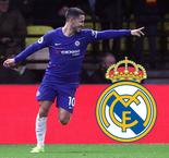 "Sarri ""Not Worried"" About Zidane Bringing Hazard To Real Madrid"