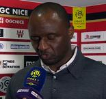 "Ligue 1 - Nice / Patrick Vieira : ""Le mini-break va nous faire du bien"""