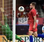 Morris Goal Helps United States Come From Behind For 1-1 Draw With Uruguay