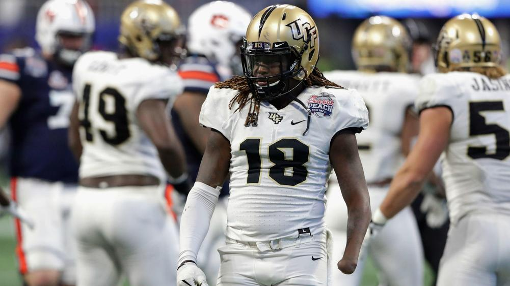 Shaquem Griffin Wows Nfl Combine With Stunning Bench Press