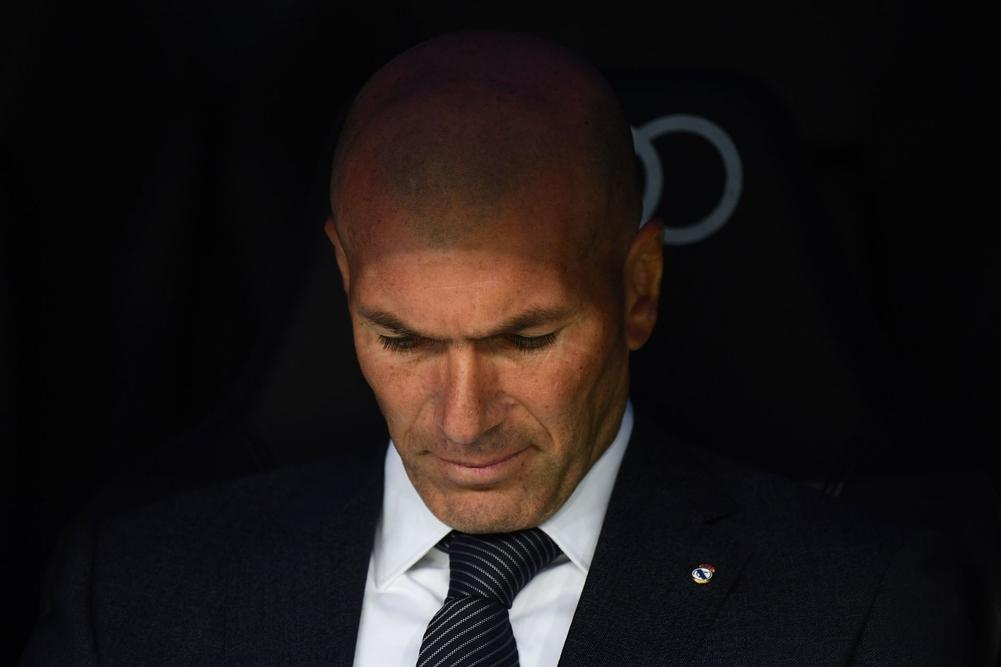 Zidane Real Madrid Athletic LaLiga