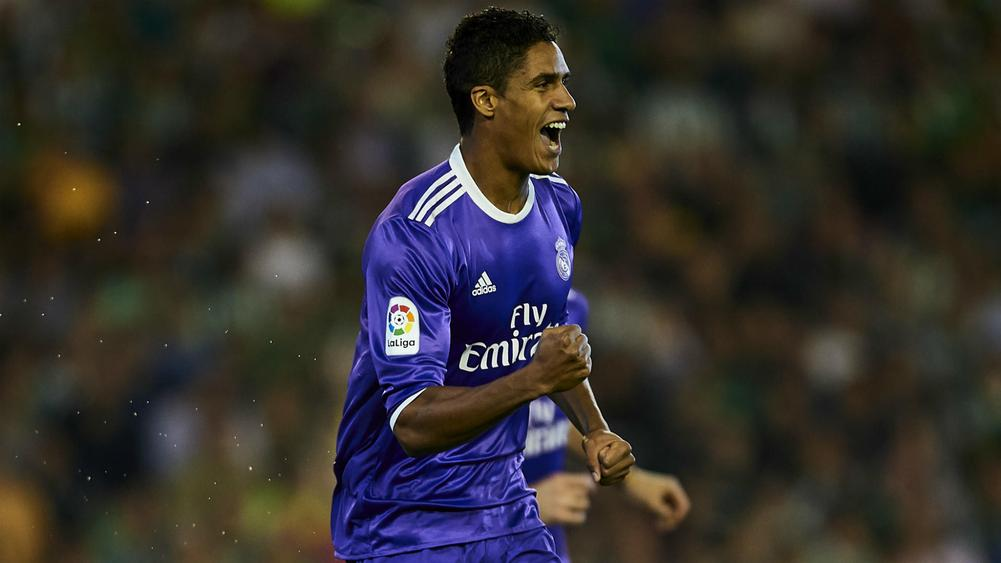 Raphael Varane Signs New Five-year Contract With Real Madrid