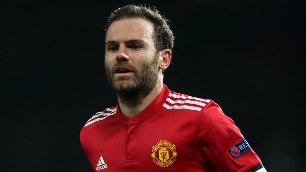 Spain's Juan Mata extends deal with Manchester United after regaining Mourinho's trust