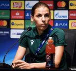 Stephanie Frappart 'Not Afraid' Ahead Of Being First Female Referee For UEFA Super Cup