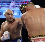 Fury plans New York fight before taking on Wilder again after Vegas victory