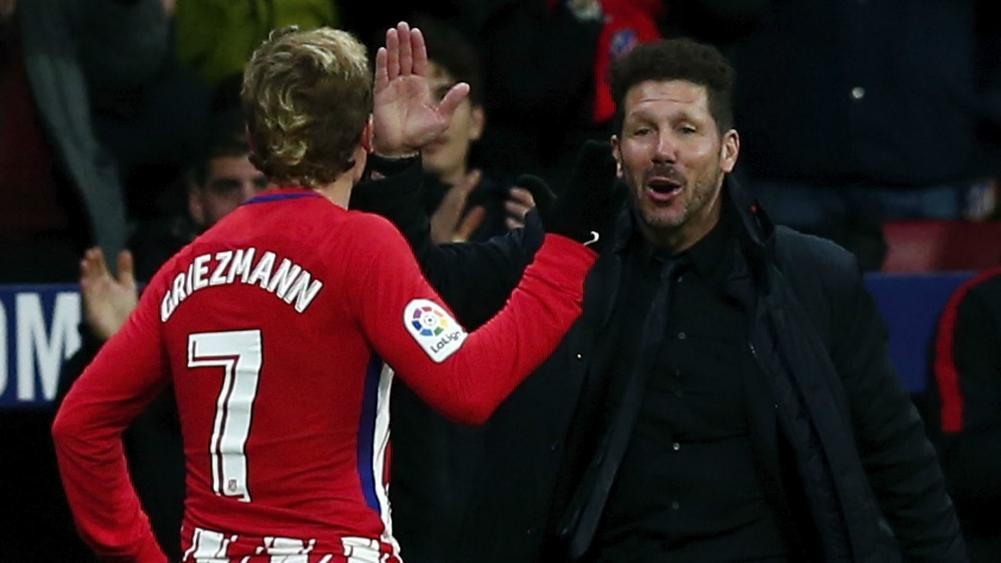 Antoine Griezmann and Diego Simeone - cropped
