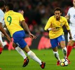Neymar Says Brazil Tried Everything To Break Down England