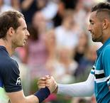 A sad day for the sport - 'younger brother' Kyrgios hails retiring Murray