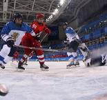 Ice Hockey - Women Preliminary: Russia 1 Finland 5