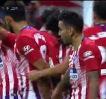 Atletico Madrid vs. Huesca: Griezmann And Costa Link Up For Early 1-0 Lead