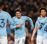 Carabao Cup: Manchester City 2  Fulham 0