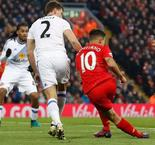 Liverpool: Coutinho absent au moins cinq semaines