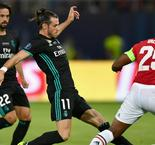Perez: Madrid haven't contemplated selling Man United target Bale