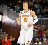 Porzingis Out 10 Months Following ACL Surgery
