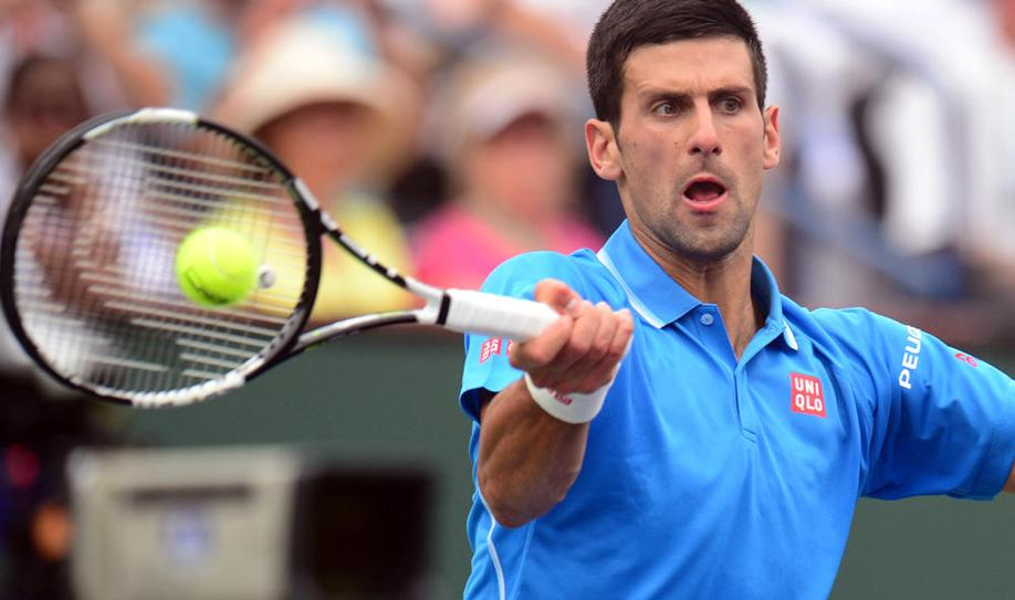 Djokovic maître à Indian Wells