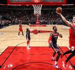 NBA : Les Bulls avec brio contre Washington