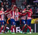 Atletico Madrid v Arsenal