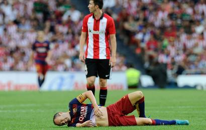 How Will Injuries Affect Barcelona?