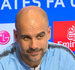 Manchester United v Barcelona a fascinating tie - Guardiola