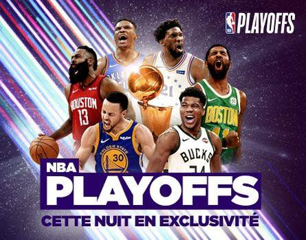 Playoffs NBA sur beIN SPORTS