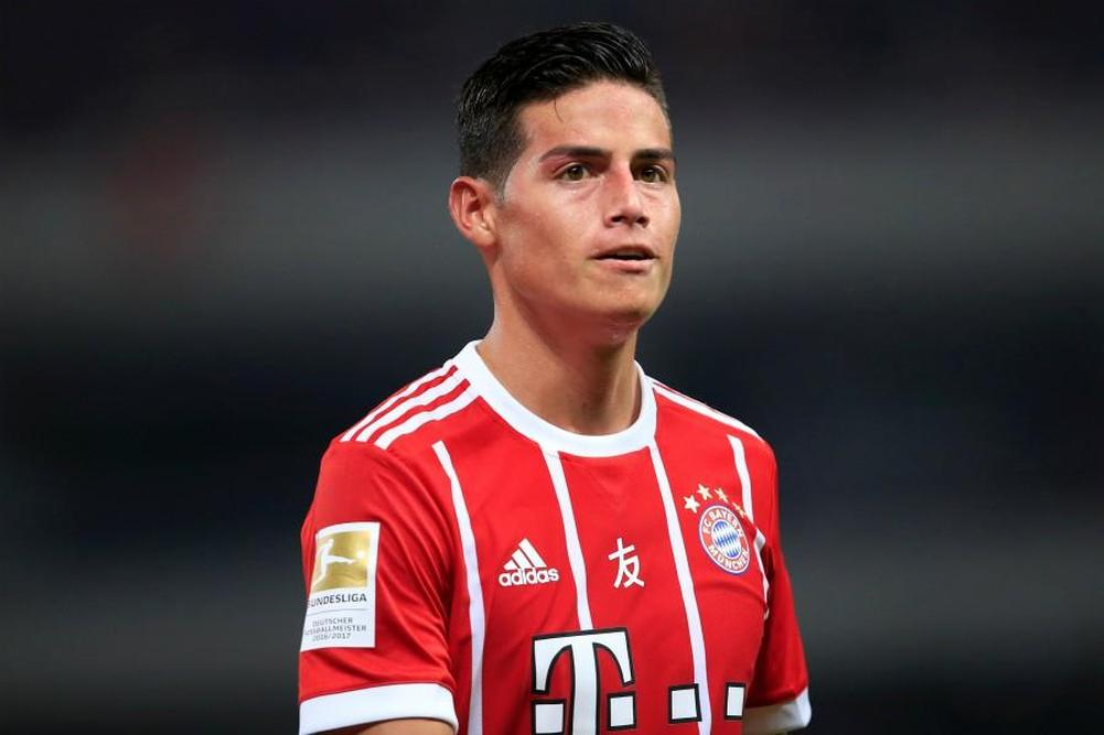 Bayern Munich: Le contrat en or de James Rodriguez