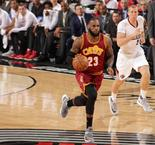LeBron James dépasse le million de votes