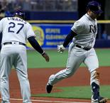 Rays Bounce Back with Win at the Trop