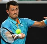 Controversial Tomic sets up Isner clash in New York