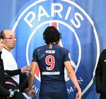"Tuchel: Cavani Injury Is ""Worrying"""