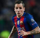 Digne rubbishes Barcelona exit talk