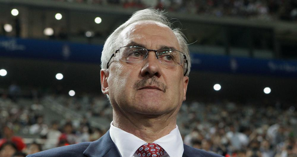 South Korean coach Uli Stielike fired after loss to Qatar