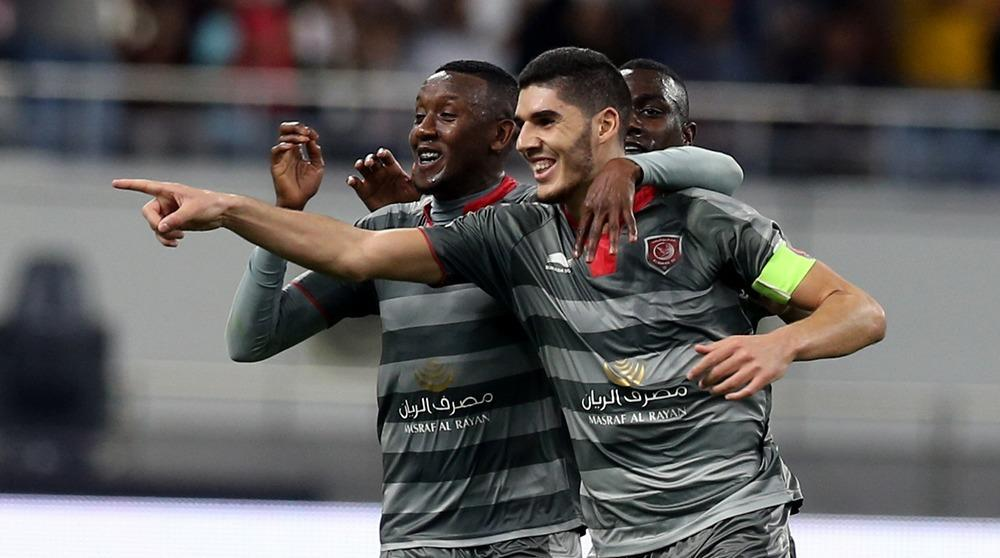 Match Report- Al Duhail 2 Al Rayyan 1- Red Knights seal domestic treble with 2-1 Emir Cup win