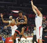 NBA - Toronto impressionne, Houston respire
