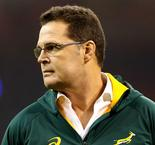 Erasmus expects to leave Springboks after World Cup
