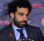 Salah delighted to be African Player of the Year again