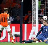 Dutch clobber Germany in record win