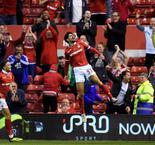 Forest stuns Newcastle with stoppage-time flurry