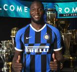 Lukaku scores four in Inter debut