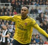 Aubameyang Nets Winner As Arsenal Open With 1-0 Win Over Newcastle United