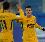 Gameiro Goal Enough For Stifling Atleti Against Eibar