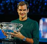 Federer embraces Australian Open favouritism