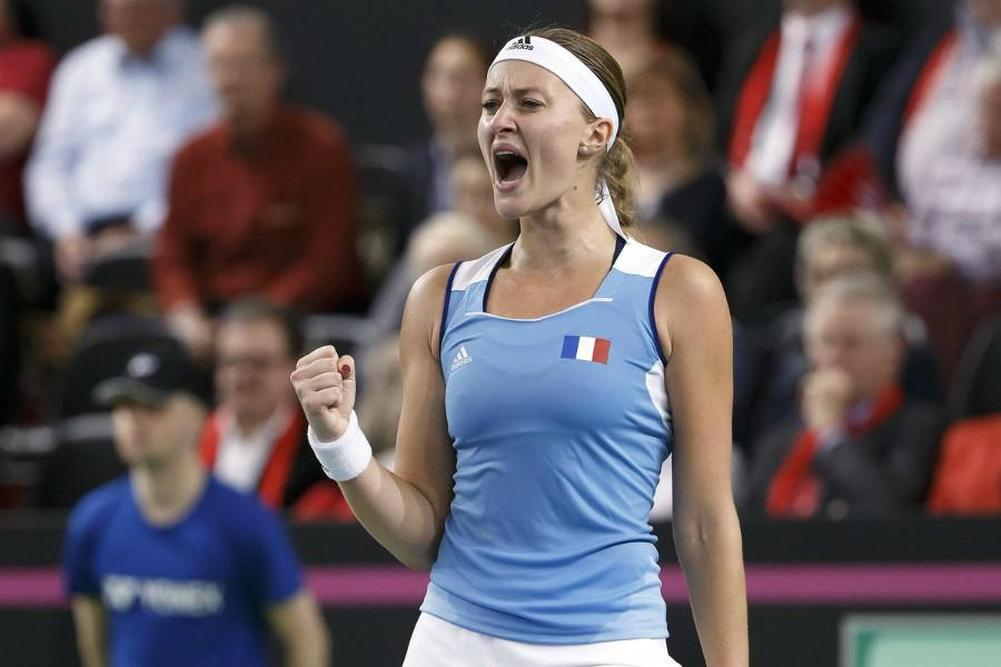 Mladenovic assume son rang