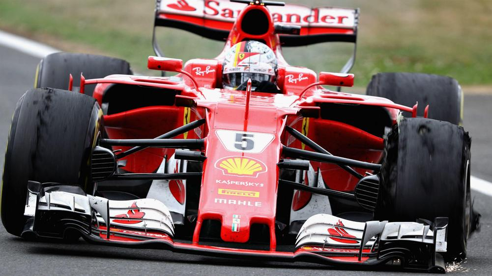 Raikkonen: Unlucky situation following us