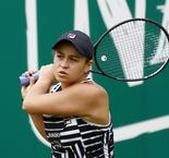 Osaka exit clears path for Barty to claim world number one ranking
