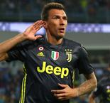 Juventus welcome back Mandzukic for Manchester United clash