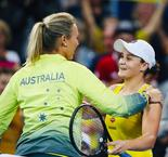 Barty & Stosur Send Australia Into Fed Cup Final